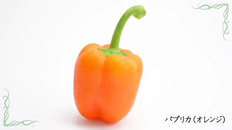 完熟収穫 国産パプリカ(オレンジ)