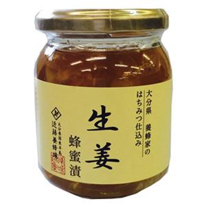 生姜 蜂蜜漬