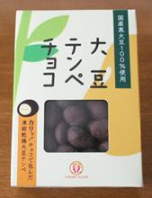 大豆テンペチョコ説明書き